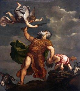 Abraham titiaan_abraham_izaak